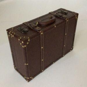 Other - Decorative Suitcase